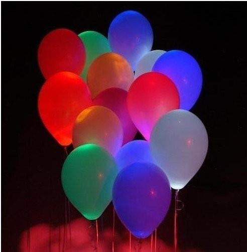 Neon ballooons
