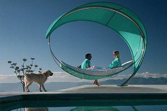Aqua hammock